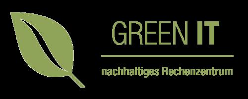 GREEN IT - nachhaltiges Rechenzentrum