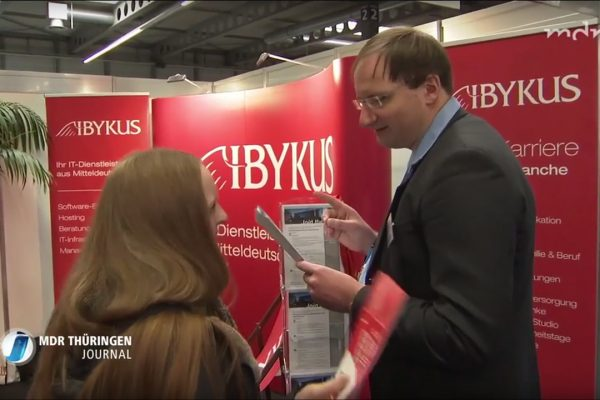 Fachkräftemesse Academix: IBYKUS präsentiert attraktive Karriereoptionen