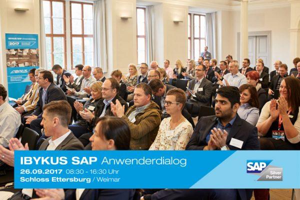 2. IBYKUS SAP Anwenderdialog – starke Partner für starke Visionen