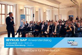 3. IBYKUS SAP Anwenderdialog – Digitale Innovationen für den Mittelstand