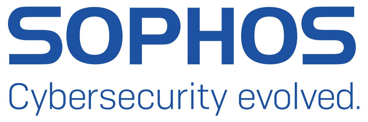 SOPHOS Cybersecurity evolved. (Logo)